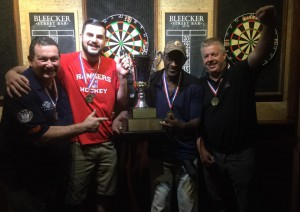 2017 DPNY NYC Cup Champions Brutes N Bozz -Garzone Burns Bozzetti Bell