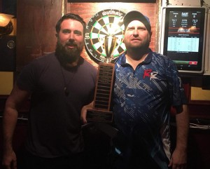 DPNY 2017 Pairs winners Fagan and Freeman