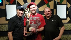 Widmayer Ensmenger Winners of 2016 DPNY Pairs with Eugenia