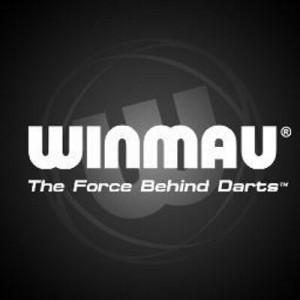 Winmau black logo