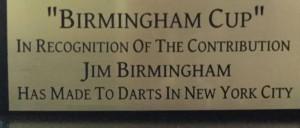 Jim Birminghan Cup
