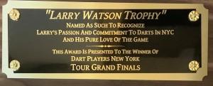 Larry Watson Trophy