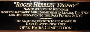 Roger Herbert Trophy