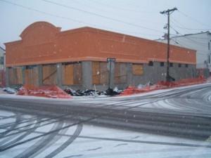 Modern Laundromat, Const to Perm SBA